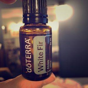 White fir doterra essential oil